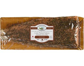 Sugar & Spice Cedar Planked Atlantic Salmon 685g